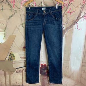 Hudson Pocket Collin Flap Blue Jeans